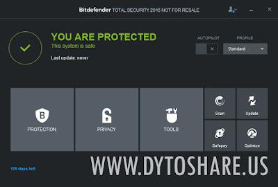 Bitdefender Total Security 2015 Build 18.22.0.1521 Full Version