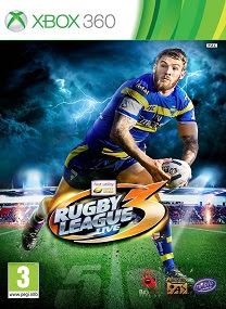 Rugby League Live 3 XBOX360-iMARS TERBARU 2016 cover