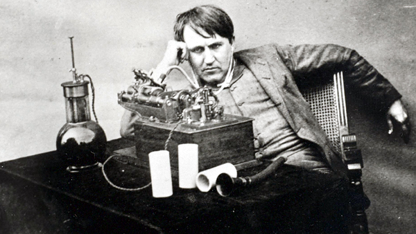 Inventions Thomas Edison Didn't Make Which He Took Credit