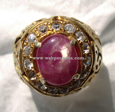 Sold Out Star Ruby WP 0523