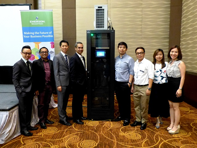 Emerson Network Power SmartCabinet Launched