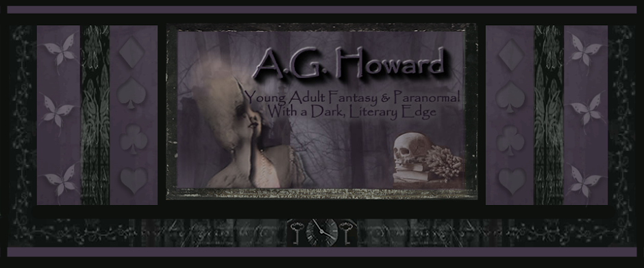 Author A.G. Howard