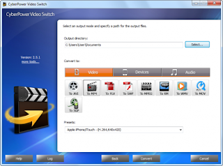 CyberPower Video Switch 2.9.1