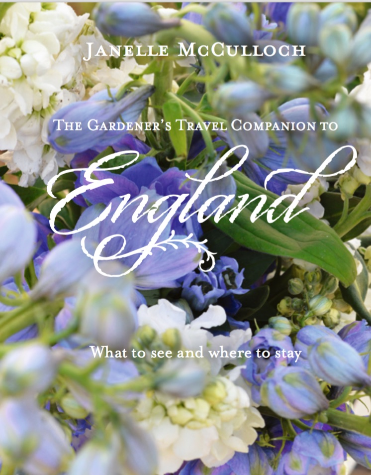 GARDENER'S TRAVEL COMPANION TO ENGLAND