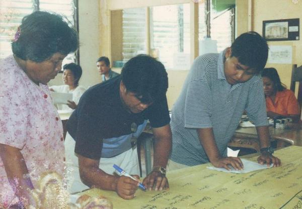A PAMB workshop