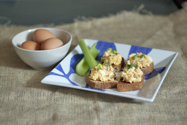 Nest Candy: Smoky Greek Yogurt Egg Salad
