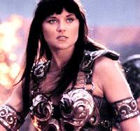 """A atriz que fez """"Xena: a princesa guerreira"""" nos dias de hoje"""