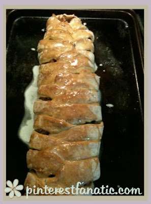 Pinterest Apple Braid Recipe