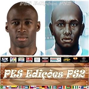 Eliaquim Mangala (Manchester City) ex Porto PES PS2