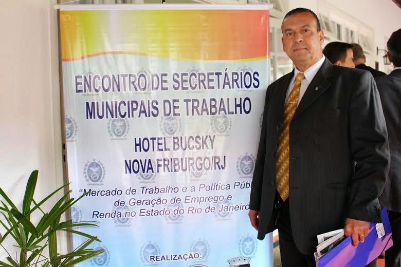Secretário Lucas Bonifácio ressalta a importância do fomentar as políticas públicas de Trabalho e Renda  