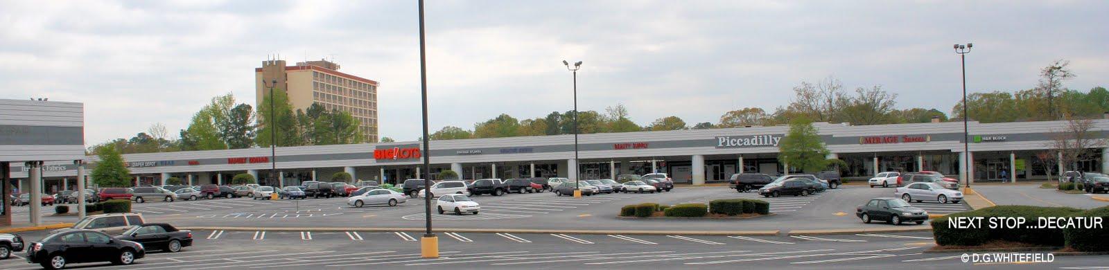 NEXT STOP...DECATUR: Next Stop for Walmart...Suburban Plaza