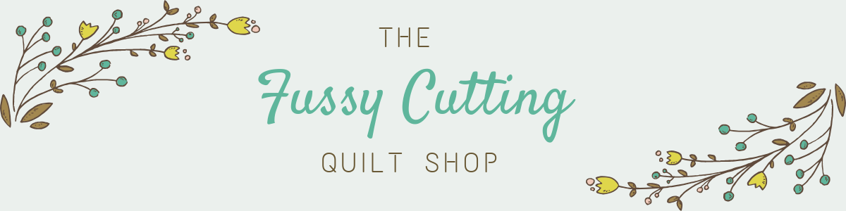The FussyCutting Quilt Shop