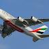 O maior avião comercial do mundo pousa em Guarulhos