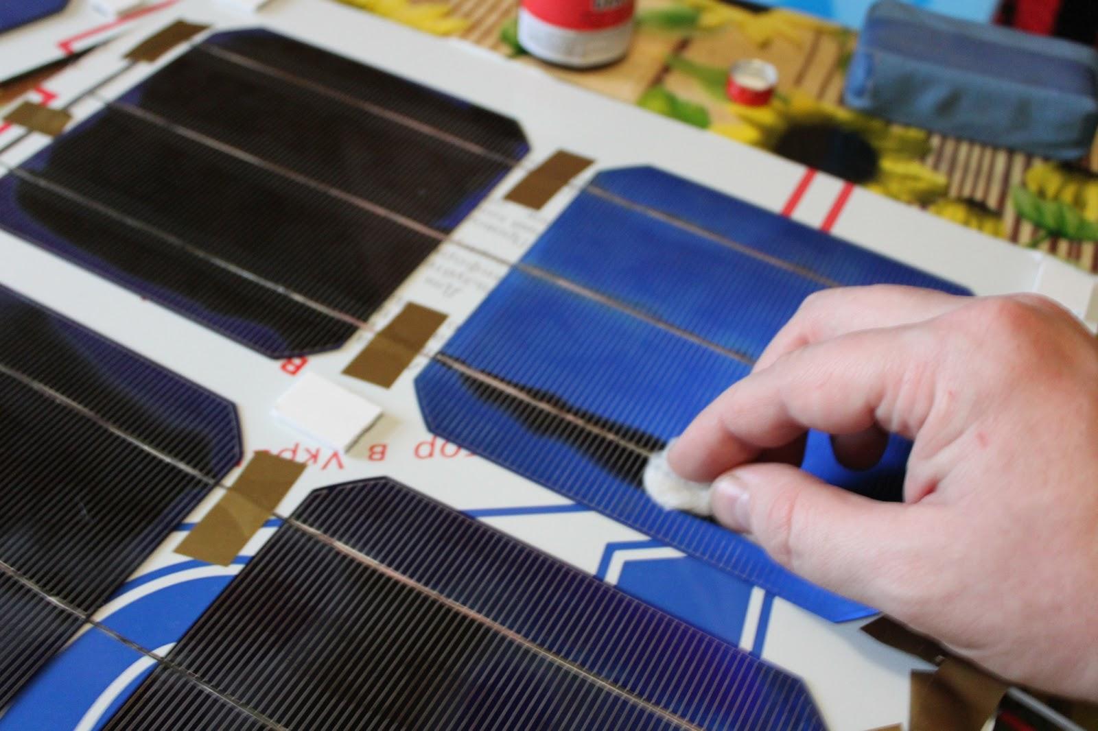 Солнечные батареи своими руками - как сделать 13