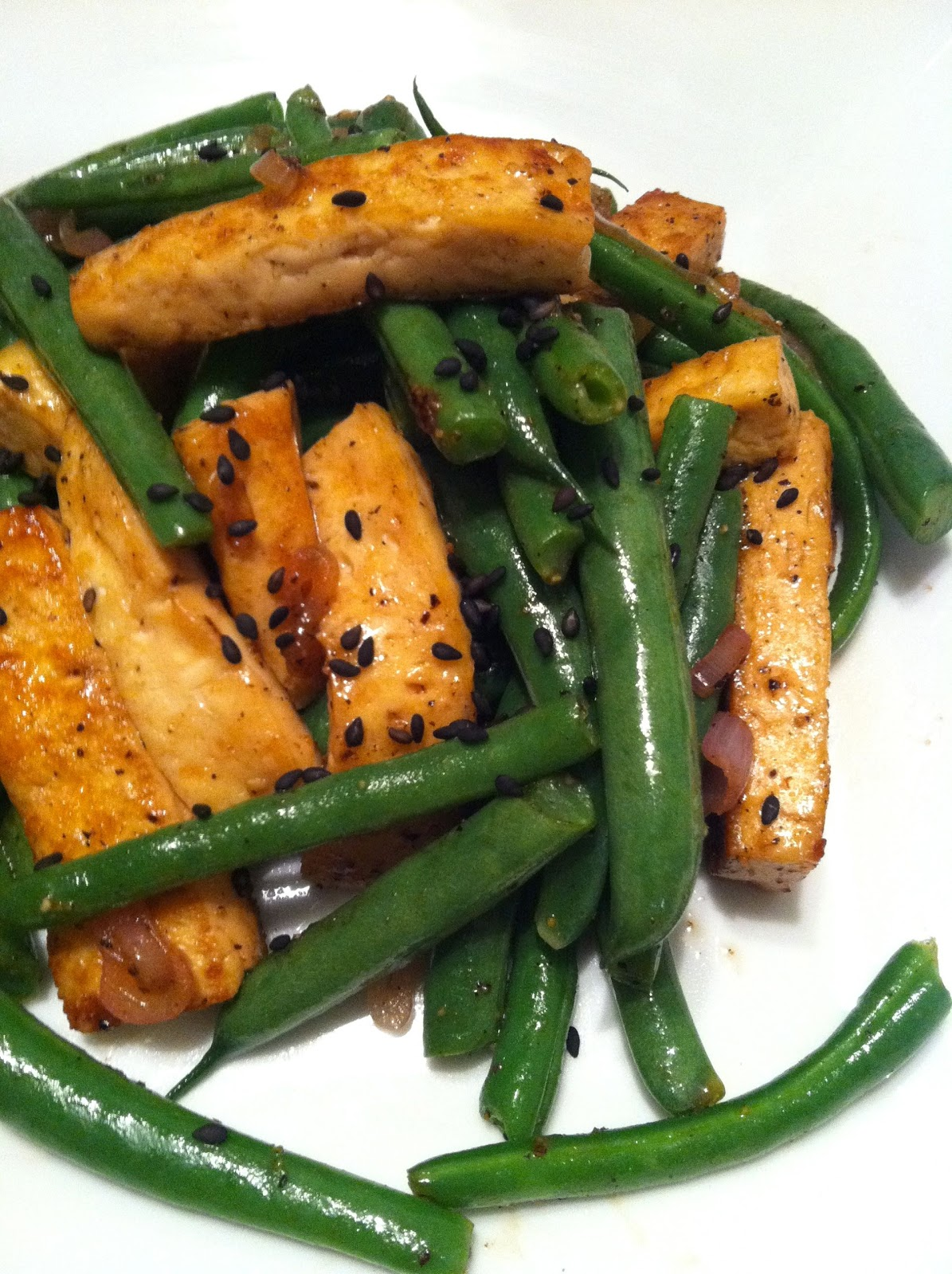 A minute in the life of maria recipe roulette black pepper tofu a minute in the life of maria recipe roulette black pepper tofu and green beans forumfinder Image collections