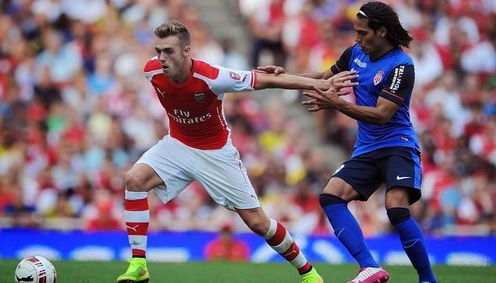 Arsenal vs Monaco en vivo