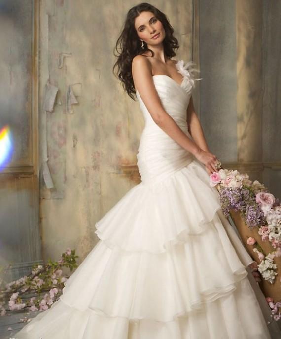slut wedding dress