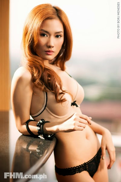 aica sy, exotic pinay beauties, FHM, filipina, hot, pinay, pretty, sexy, swimsuit