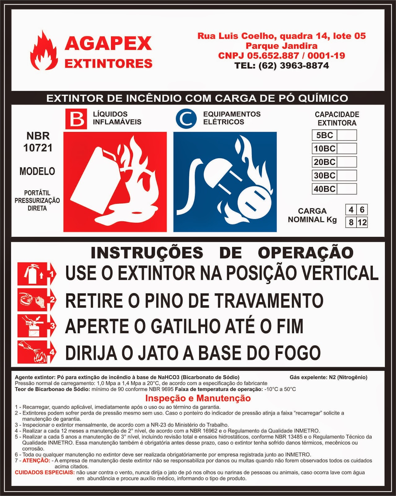 Armario Definición Rae ~ LL Design Gráfico Adesivo Extintor de Inc u00eandio LL Design LLDI