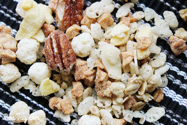 Céréales personnalisées Mixit