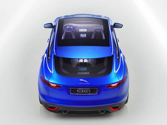 Jaguar C-X17 Sports | Jaguar C-X17 Crossover Concept | Jaguar C-X17 Specs | Jaguar C-X17 first look | Jaguar C-X17 Sports overview