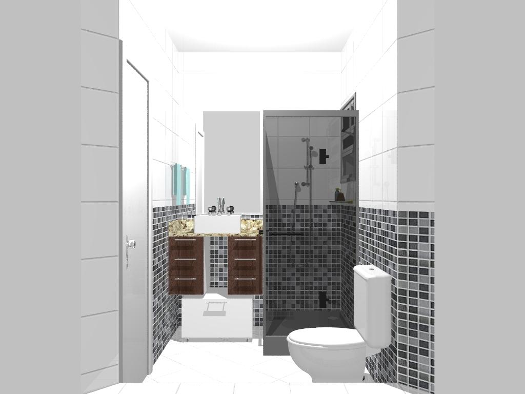 Residencial La Vita..: Móveis Planejados #80754B 1024 768
