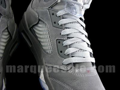 jordan 5 wolf grey. Jordan V Retro quot;Wolf Greyquot;