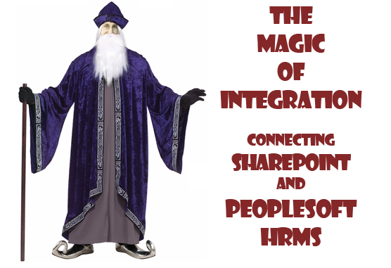 SharePoint PeopleSoft HRMS Integration