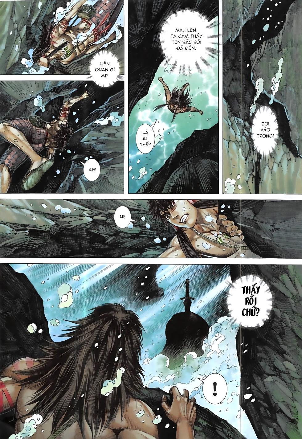 Tây Du chap 30 page 32 - IZTruyenTranh.com