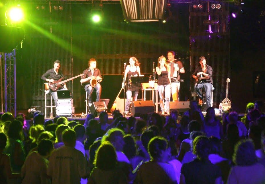 Mydros a Rióban 2011.aug.7.