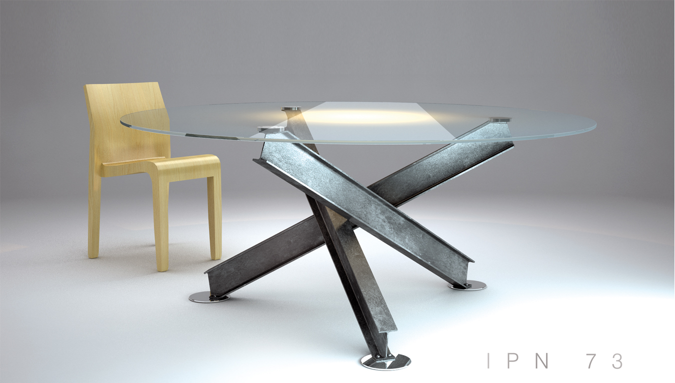 jean louis berthet table ipn 45 73. Black Bedroom Furniture Sets. Home Design Ideas