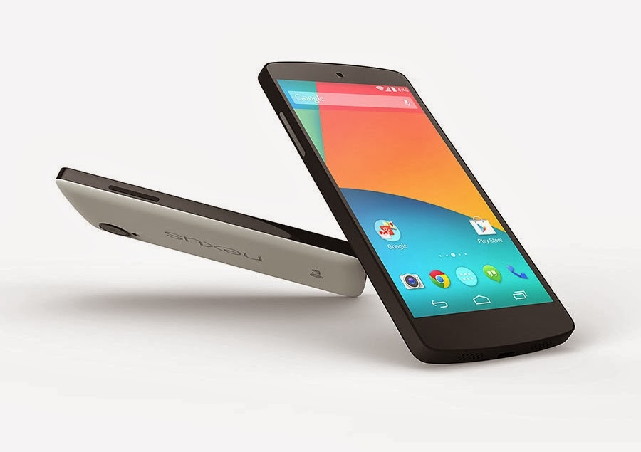 Google Launches Nexus 5, Android KitKat