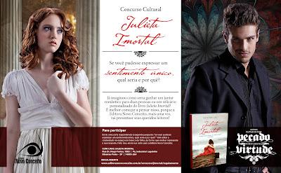 Concurso Cultural: Julieta Imortal