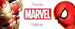Compra en la Tienda Marvel