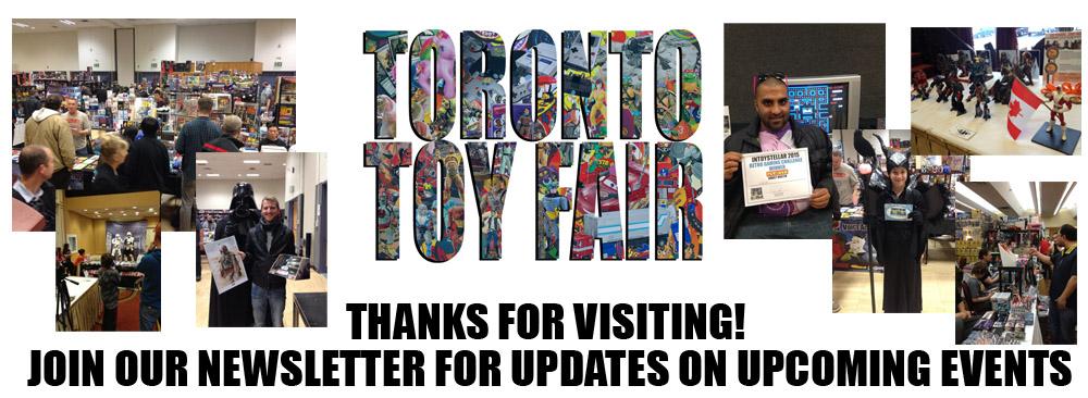 Toronto Toy Fair