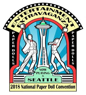 Join us for The 2018 Paper Doll Convention!