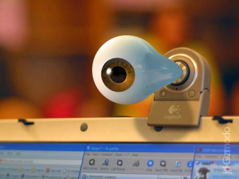 كيفية تعطيل الويب كام بضغطة زر واحدة في حالة عدم إستعمالها تجنبا من الإختراق