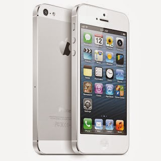 harga dan spesifikasi Apple iPhone 5 32gb putih
