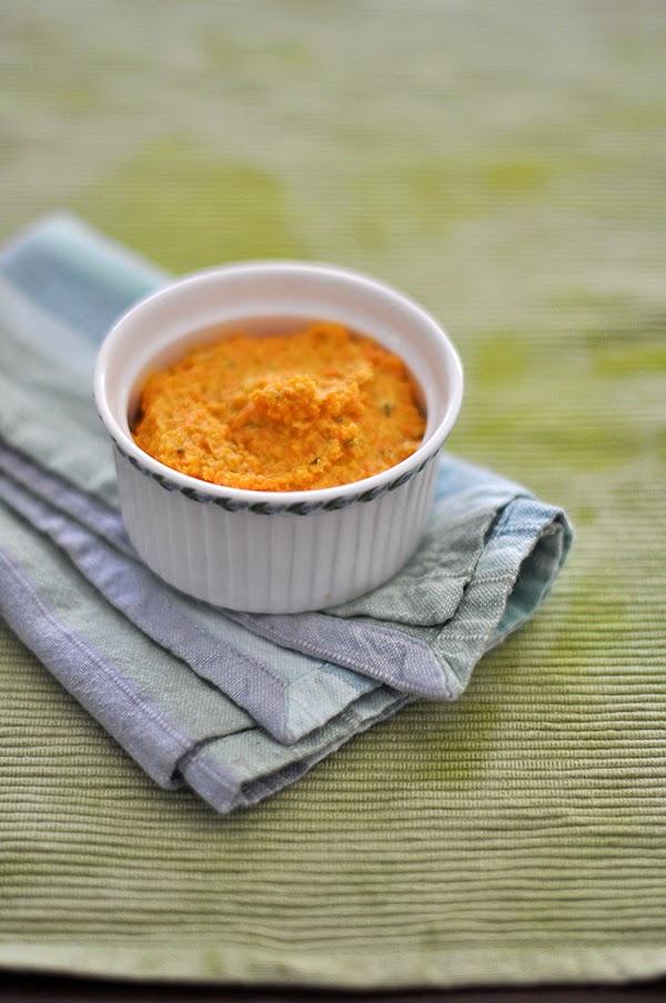 Patè di carote