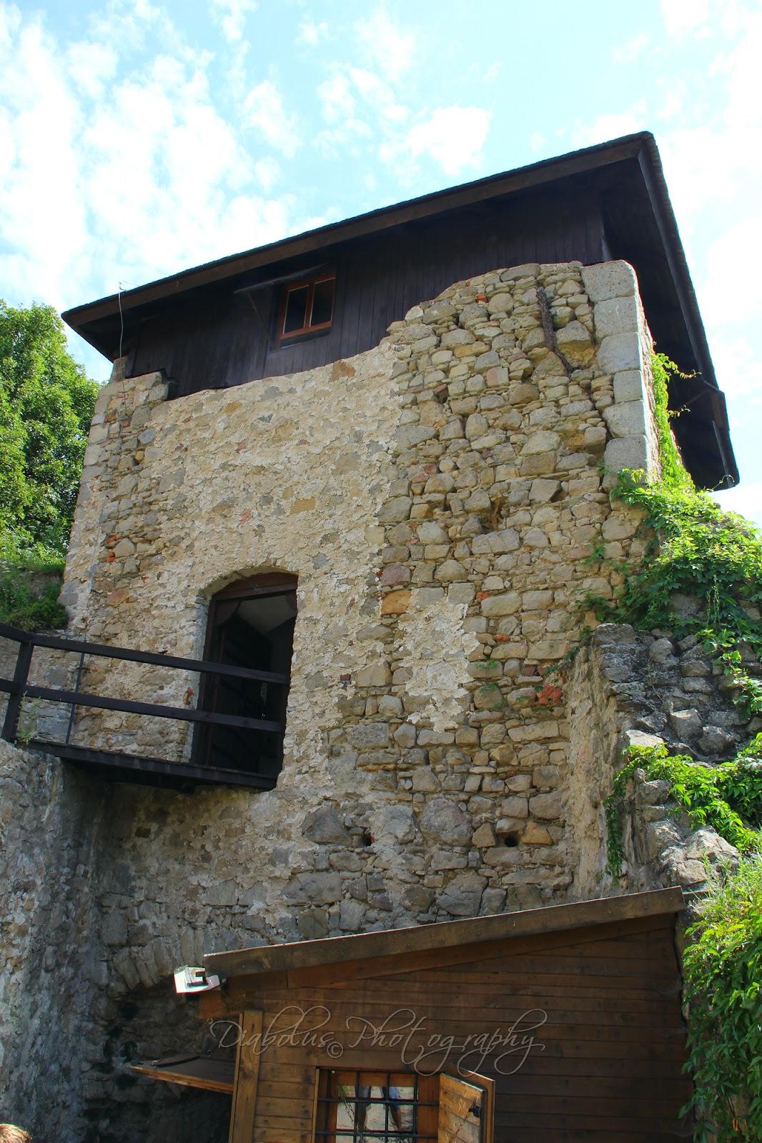 Hrad Lukov/Lukov Castle