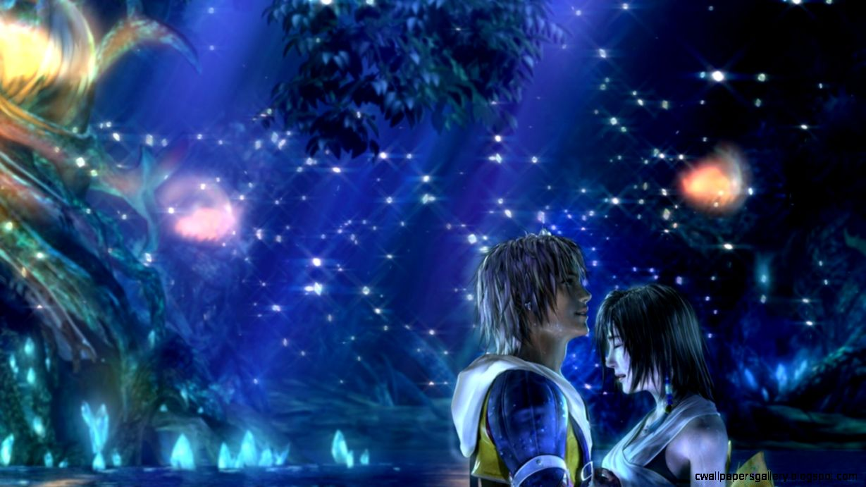 Wallpapers Fantasy Anime Night Sky Squaresoft Hd Jootix Px D