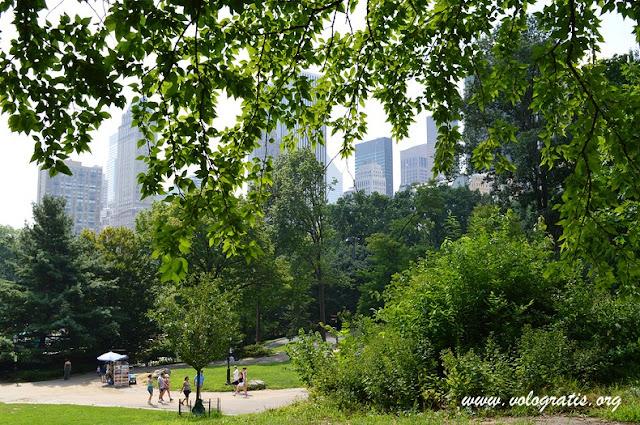central park da non perdere a new york