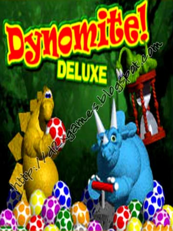 Free Download Games - Dynomite Deluxe