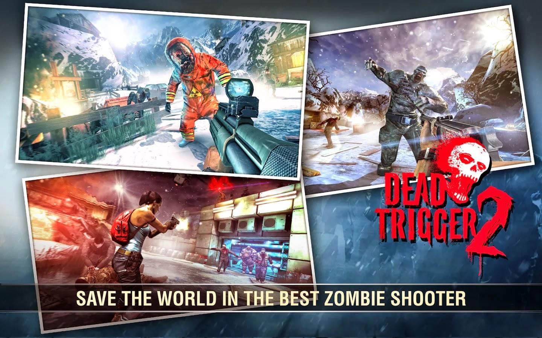 DEAD TRIGGER 2 v0.07.0 Mod [Unlimited Ammo]