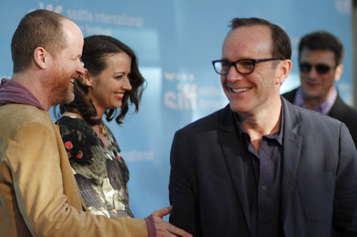 Joss Whedon Amy Acker Clark Gregg Nathan Fillion Much Ado Seattle SIFF
