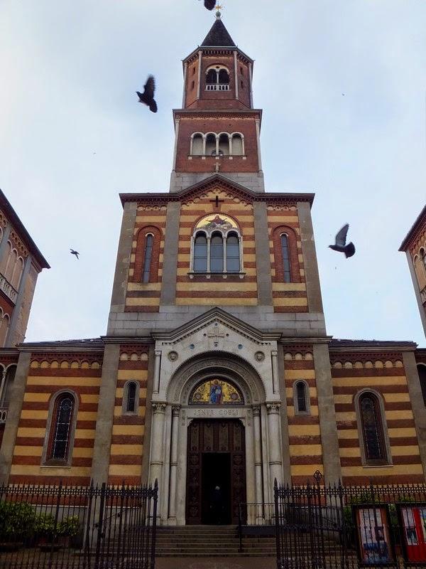 Turin Italie Pô église chiesa san giovanni evangelista