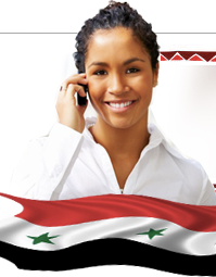 Free calls and Free SMS to Syria