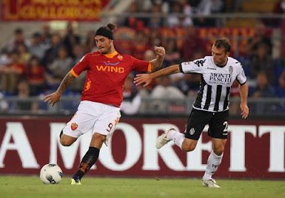 Roma Siena highlights