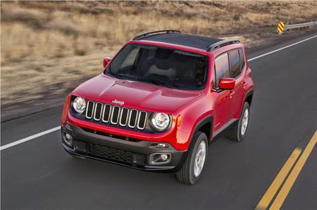 New Jeep Renegade Indonesia