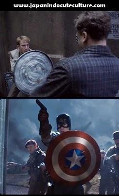 Review Captain Amerika The First Avenger, Saat Cungkring Berubah Menjadi Jagoan